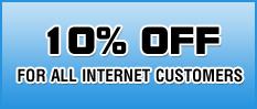 10% off for internet customers